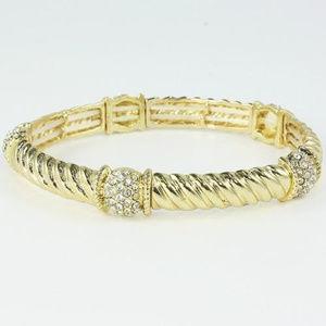 Golden Accent Bracelet